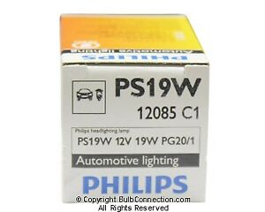 NEW Philips BC9627 PS19W 1-Pack 12085C1 Bulb