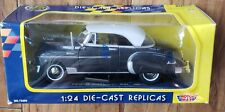 1950 Chevrolet Deluxe Bel Air Power Glide Diecast & Plastic No. 73200 Scale 1:24