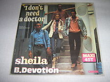 "SHEILA MAXI VINYL 12"" FRANCE KISS ME SWEETIE (2)"