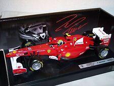 Ferrari 150 Italia/f150 f1 > F. Massa #6 + neuf dans sa boîte + 1:18
