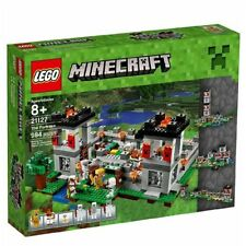 LEGO 21127 minecraft The Fortress 984 Piece Brand New and Factory Sealed