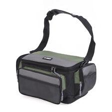 Lure Fishing Tackle Bag Handbag Shoulder Waist Backpack Reel Gear Storage Sport
