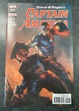 Captain America Steve Rogers 15 Dell'Otto NM free shipping