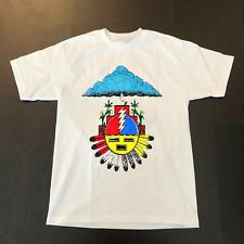 Grateful Dead 1982 Tour  Vintage White T-Shirt Men's All Size S M L 234XL BC104