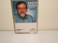 ROGER WHITTAKER- YOU ARE MY MIRACLE. DPK1-0955  CASSETTE