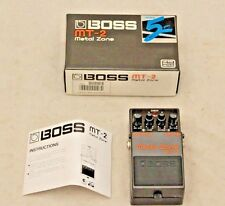 BOSS MT-2 Metal Zone Pedal BOXED - 250