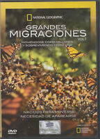 *National Geographic: Grandes Migraciones Vol. 1 (DVD) -Blockbuster Promotion