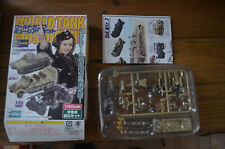 MAQUETTE WORLD OF TANK 1/144 SDKFZ 7 8 TONNE