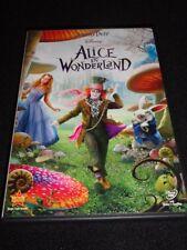 ALICE IN WONDERLAND DVD (LIKE NEW)
