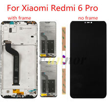 Touch screen For Xiaomi Redmi 6 Pro  Lcd display Digitizer Assembly Replacement