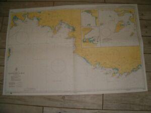 Admiralty Chart 1054 TURKEY - MARMARIS to KAS 2009