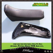 FOAM SEAT for 125140/150/160/200/250cc Apollo/Thumpstar/Atomik/Orion/TDR/FOXICO