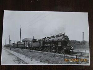 vintage railway postcards F Moores NORD