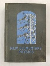 New Elementary Physics Millikan Gale Coyle Ginn And Company 1941 Book