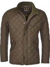 Barbour Chelsea Quilted Mens Jacket Olive