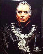 STAR TREK VI Autograph Rosanna DeSoto/Azetbur Signed 8x10 Photo (LHAU-082)