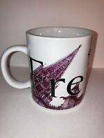 Starbucks Coffee City Mug FREIBURG Germany City Mug Collector Series 2002 18 Oz