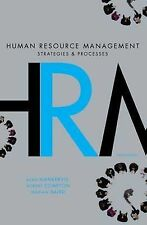 Human Resource Management: Strategies and Processes