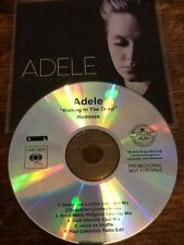 Adele - Rolling In The Deep -  New Official 6 Remix Cd Promo  Oakenfold / Avicii