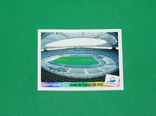 N°4 STADE DE FRANCE SAINT-DENIS PANINI FOOTBALL FRANCE 98 1998 COUPE MONDE WM WC