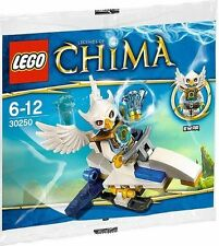 LEGO EWAR'S ACRO FIGHTER 30250 Legends of Chima minifigure new sealed poly bag