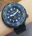 SNE518P1 Prospex Solar Diver Save the Ocean Blue Dial Black Rubber Watch <br/> SEIKO, COD, Free Ship, Meet Up, PayPal Accepted