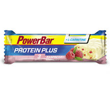 PowerBar Protein plus bar L-carnitin 30x35g Himbeer-joghurt