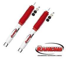 NEW Rancho Pair of Front Shocks With 4″ Lift For Ford F250 F350 Super Duty 4WD