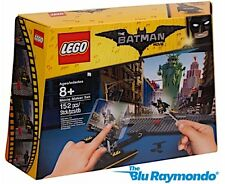 The Lego Batman Movie, Movie Maker Set 853650 152 Pieces RARE New and Sealed.