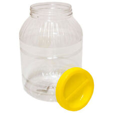 DOSE 15L BOX WEITHALS KUNSTSTOFF BEHÄLTER GEFÄSS DOSEN CAN TIN CUP PLASTIC