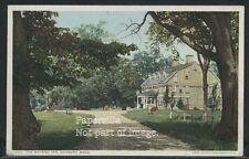MA Sudbury PHOSTINT c1909 THE WAYSIDE INN Hotel by Detroit Publishing 11400