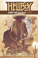 Hellboy & BPRD 1956 GN Mike Mignola Yishan Li Adam Hughes Lobster Johnson New NM