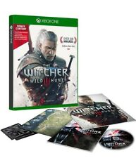 THE WITCHER 3 WILD HUNT DAY ONE EDITION XBOX ONE PAL UK NEW SEALED