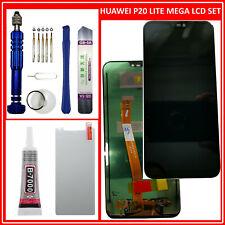 LCD Display für Huawei P20 Lite Full HD Touchscreen Bildschirm Schwarz Black