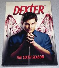 Dexter: COMPLETE Season 6 dvd