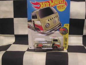 Hot Wheels VOLKSWAGEN T2 PICKUP (NIP)