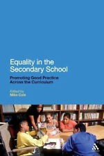 Equality in the Secondary School: Promoting Good Practice Across the Curriculum,