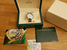 Rolex Daytona 116520 Stainless Steel White Dial 2008 ''M'' Serial number