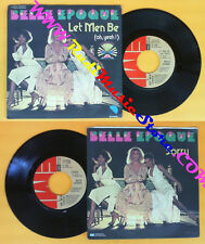 "LP 45 7"" BELLE EPOQUE Let men be oh yeah Sorry 1978 italy EMI no cd mc dvd (*)"