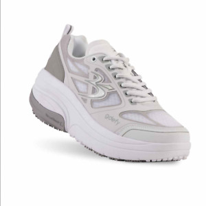 Gravity Defyer Women's GDEFY Ion Athletic Shoes White