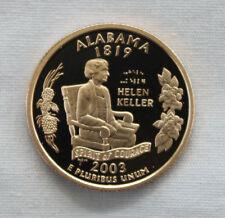 2003-S Alabama Clad Proof State Quarter