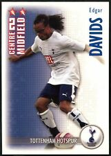 Edgar Davids Tottenham Shoot Out 2006-7 Magic Box Football Trade Card (C1309)