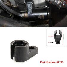 "6 Point Offset Car O2 Oxygen Sensor Socket 3/8"" Drive  7/8"" Wire Safe 47749 Iron"