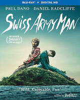 Swiss Army Man [Blu-ray + Digital HD] Blu-ray