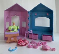 My Little Pony MLP G3 Frilly Frocks Boutique Playset 2005 With Free Baby Pony