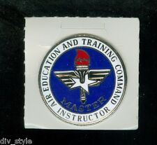 Master Instructor Badge Air Education & Training Command surplus new condition
