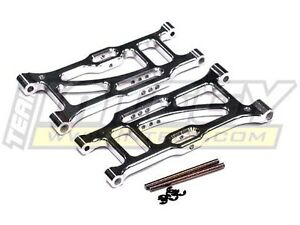 Integy T7714SILVER HD Rear Lower Arm for Ofna Ultra LX One