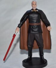 Disney Store Authentic COUNT DOOKU FIGURINE Cake TOPPER STAR WARS NEW