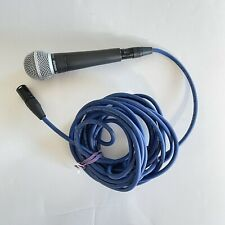 Shure SM58 Dynamic Cable Professional Microphone With Cable