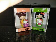 Momiji Kipi and Aya Hello Kitty Message Doll New in Box